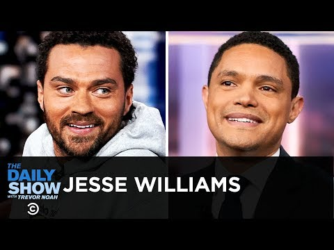"Jesse Williams - Starring in ""Grey's Anatomy"" & Fighting to Decriminalize Weed 