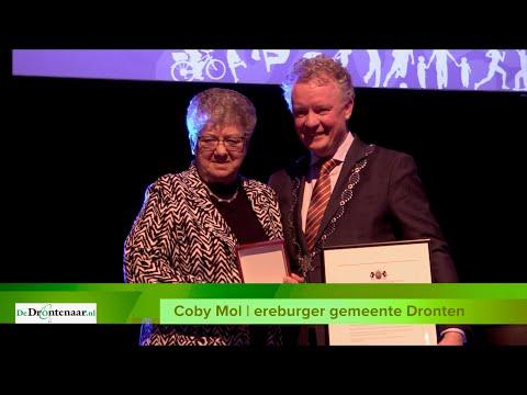 Coby Mol ereburger vanwege inzet voor ASVD, Samenloop, bloedbank, Tussendek en St Jansdal