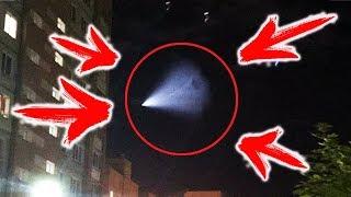 НЛО видео очевидцев КРУПНЫМ ПЛАНОМ - реальная съемка 2018 HD (UFO)