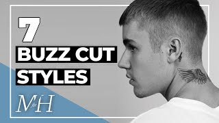 7 Mens Buzz Cut Hairstyles To Try In 2020