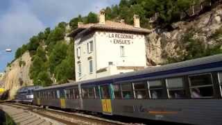 preview picture of video 'la gare d'Ensuès'