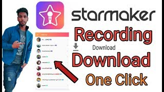 How To Download Starmaker Recording Songs New Way To Download Starmaker Songs