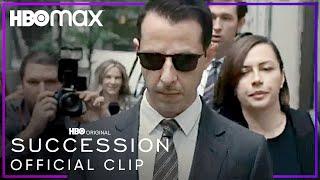 Succession Season 3   Exclusive Clip   HBO Max