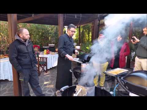 Barbecue a carbone Weber accensione e consigli d'uso