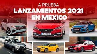 Los 63 autos que llegarán a México en 2021, y otros 19 con posibilidad de hacerlo