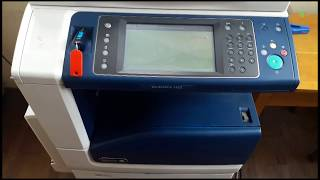 How to Install Firmware on Xerox WorkCentre 7525/7530/7535/7545/7556