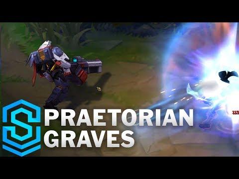Graves Cận Vệ Thép