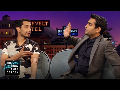 American TV Didn't Help Kumail Nanjiani & Riz Ahmed