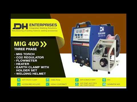 MMA 400GI Welding Machine