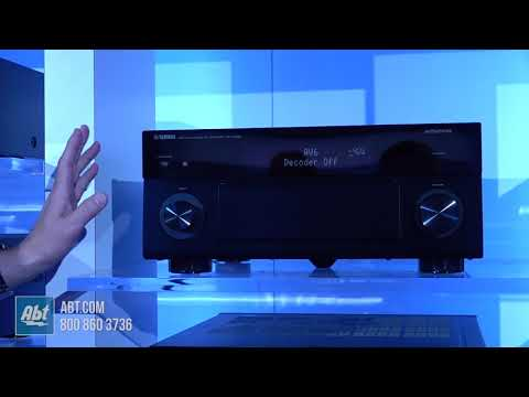 CES 2019 - Yamaha Receiver Comparison
