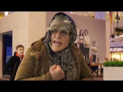 Кто поможет бабушке? Пранк от Реввы