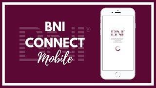 BNI Connect Mobile⎜La nouvelle application BNI