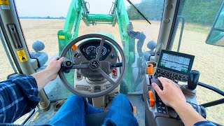 HOW TO DRIVE A MODERN HIGH TECH TRACTOR IN 2020 !