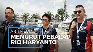 Rio Haryanto Ceritakan Betapa Pentingnya Media Massa Bagi Perjalan Kariernya