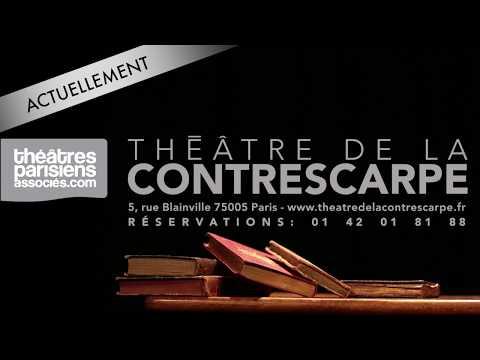 Teaser de Péguy le Visionnaire au Théâtre de la Contrescarpe