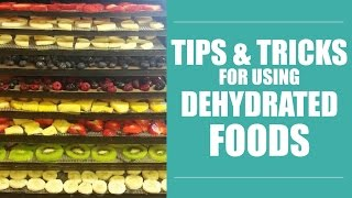 Dry It, Youll Like It: Tips And Tricks For Rehydrating Dehydrated Food