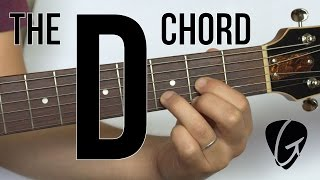 Learn the D Chord
