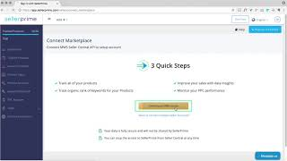 Amazon Marketplace Web Service(MWS) Connect Tutorial - SellerApp
