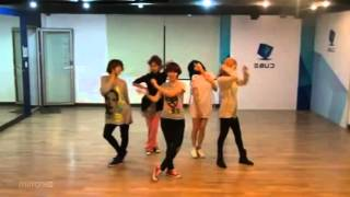 4MINUTE - Mirror Mirror mirrored Dance Practice