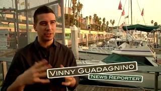 Jersey Shore Shark Attack | Behind the Scenes 2013 | Paul Sorvino, Joey Fatone, Vinny Guadagino