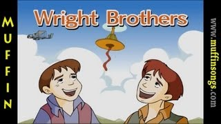 Muffin Stories - The Wright Brothers, Orville and Wilbur