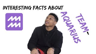 INTERESTING FACTS ABOUT AN AQUARIUS | JS HOLIDAY | DAY 1