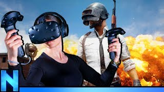 VR BATTLE ROYALE IS HERE!
