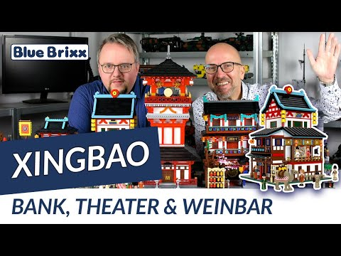 Bank, Theater & Weinbar