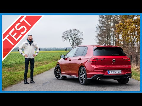 VW Golf 8 GTI HANDSCHALTER Test: Der wahre GTI? Getriebe |Fahrwerk | Beschleunigung