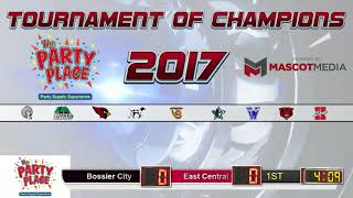 TOC: Bossier City vs. East Central 12-07-17