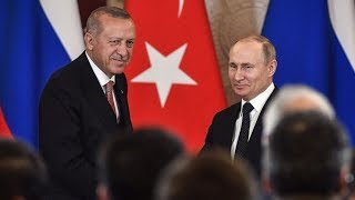 Putin's ploy to turn Turkey steams ahead
