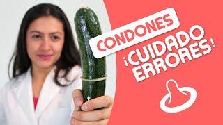 9 Tips Sobre CONDONES (+ Preservativos Femeninos Y Masculinos)