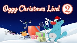 Oggy And The Cockroaches - Live Christmas Compilation #Part 2