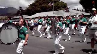 preview picture of video 'Kailua Hawaii 4th of July Parade 2008'