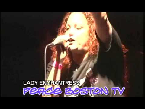 PEACE BOSTON LIVE FEATURING LADY ENCHANTRESS