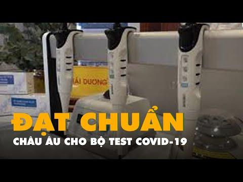 Thêm 2 test xét nghiệm COVID-19 của Việt Nam đạt tiêu chuẩn châu Âu