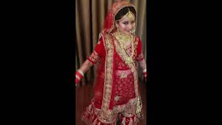 Beautiful Indian Bride dance - Ek Vaari Aa toh Sahi