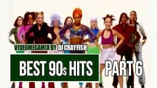 Best 1990-1999 Hits ♛ Megamix ♛ Part 6 ♛ 27 Hits