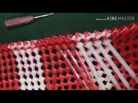 ஒயர் கூடை பினிசிங்(Wire koodai Finishing)part 3