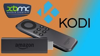 Kodi on your Amazon fire tv stick! (with homescreen icon!)