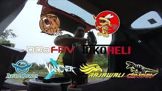 Latihan rutin freestyle Drone FPV di Spot baru - BIAK, PAPUA   FPV Drone Freestyle