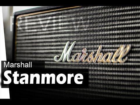 Marshall Stanmore Bluetooth Speaker – REVIEW