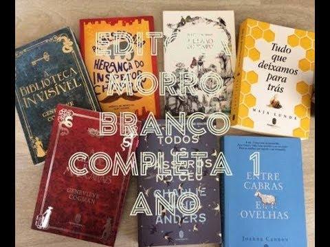 Editora Morro Branco completa 1 ano !!! | Blog Leitura Mania