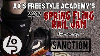 Spring Fling Rail Jam