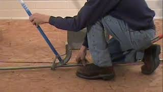 Bending Conduit With a Hand Bender - Four Point Saddle With Shrinkage