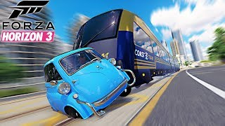 Forza Horizon 3 - BEST OF Fails #30 (FH3 Funny Moments Compilation)