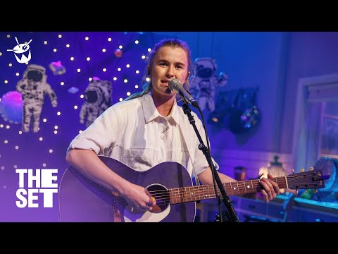 Alex The Astronaut - 'Happy Song' live on The Set