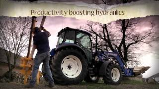NEW HOLLAND T4 MEDIUM