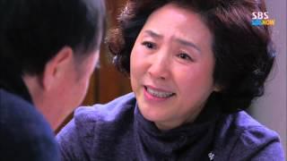 SBS [따뜻한말한마디] - 엉망진창이 된 부모의 마음