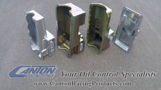 Canton Racing Products - Your Oil Control Specialists